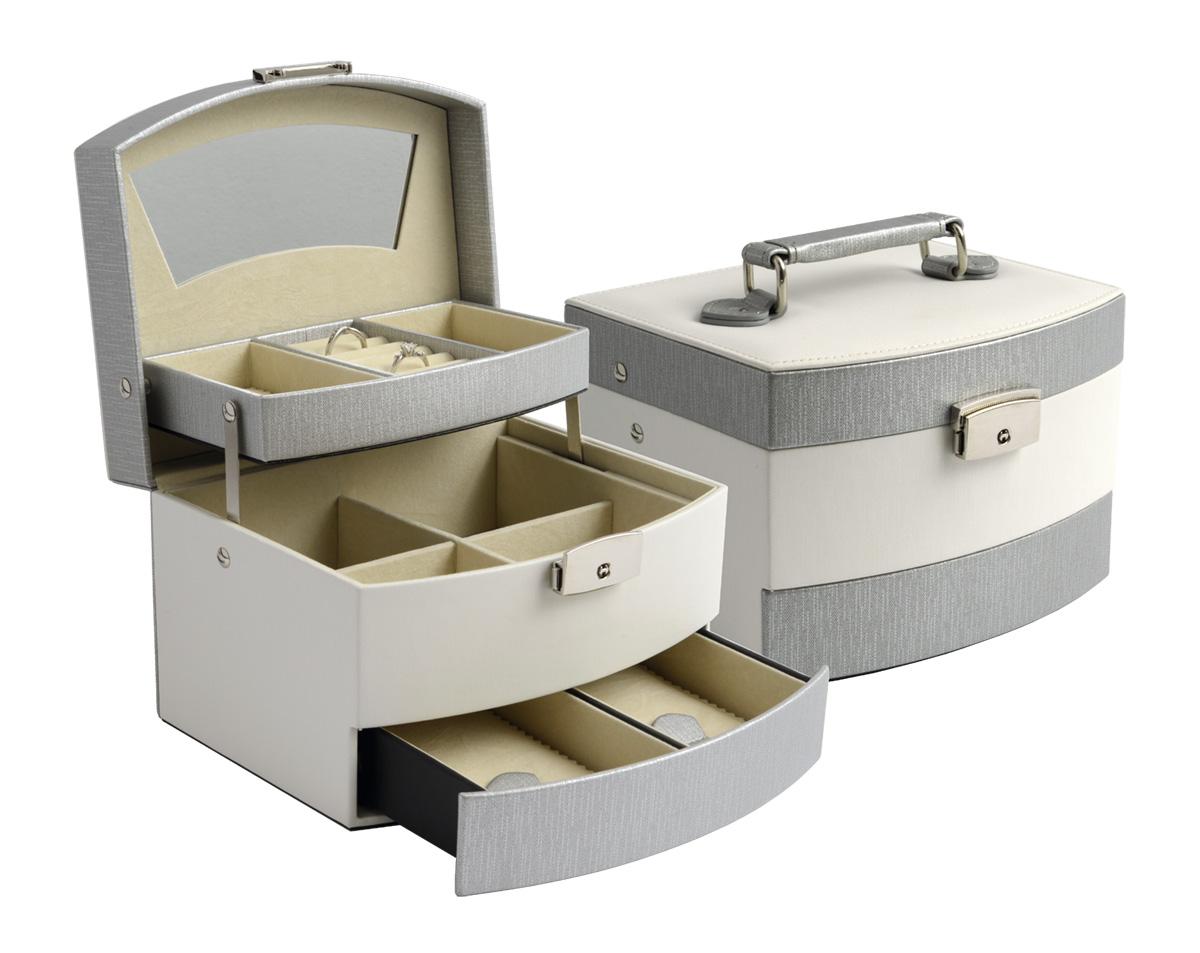 Šperkovnice JKBox SP-934/A20/AG