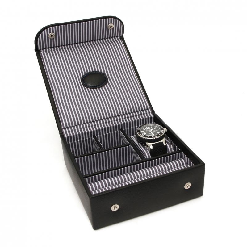 Šperkovnice JKBox Black SP552-A25