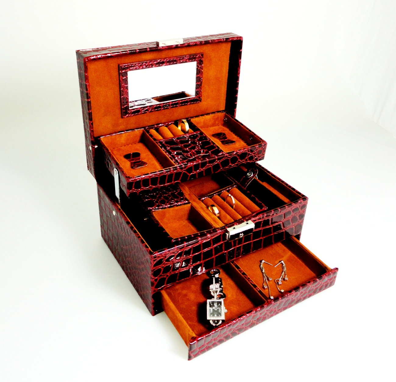 Šperkovnice JKBox SP587-A10