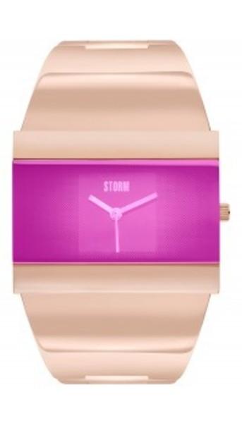 Hodinky Storm Starletti Rose Gold Purple