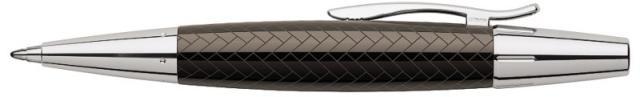 Faber Castell E-Motion Parquet Brown, kuličkové pero