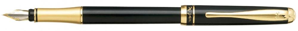 X-Pen Novo Black GT, plnicí pero