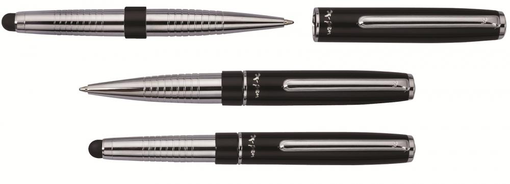 X-Pen i-Touch Black, kuličkové pero