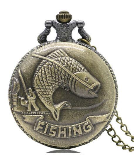 be1ace183 Kapesní hodinky Fishing P217