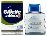 Gillette voda po holení Mach3 100 ml