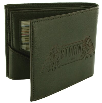 Peněženka Storm Darlington - Embossed Wallet / Black