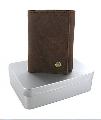 Storm peněženka Woodbine leather wallet Brown