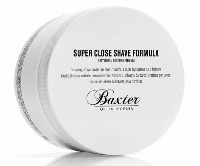 Baxter Super Close Shave Formula, krém na holení 240 ml