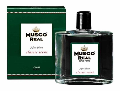 Voda po holení Musgo Real Classic Scent 100ml