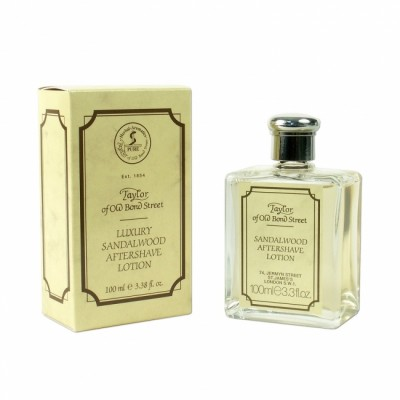 Voda po holení od Taylor of Old Bond Street - Sandalwood, 100 ml