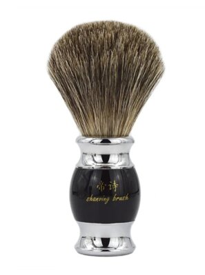 Štětka na holení Miranda Shaving brush SM5696 Black