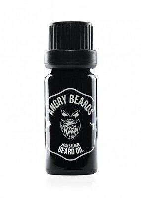 Olej na vousy Angry Beards Bobby Citrus 10ml