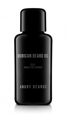 Angry Beards Murican, olej na vousy 29,50 ml