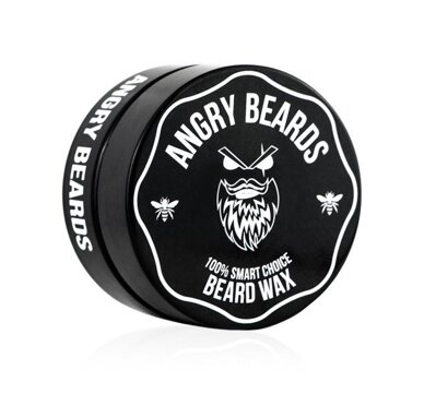 Vosk na vousy Angry Beards 30ml