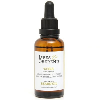 Javes & Overend Citra, olej na vousy 50 ml