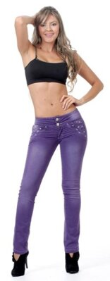 Cheviotto Jeans Valery 3069