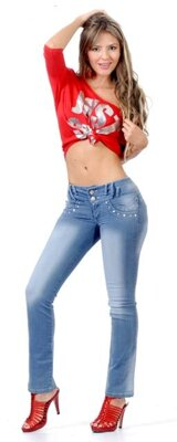 Cheviotto Jeans Valery 3076