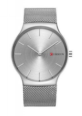 Hodinky Curren 8256 Silver