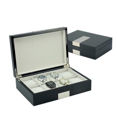370234650b8 Kazety na hodinky jsou vhodné jako šperkovnice pro pány.