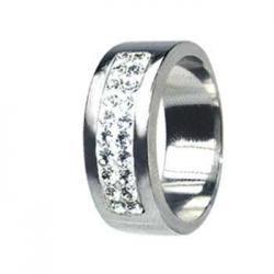 Prsteny s křišťály Swarovski. 95ef57d65f7
